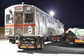 7901F 養老鉄道譲渡に伴う搬出輸送【2日目】