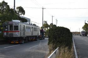 7901F 養老鉄道譲渡に伴う搬出輸送【名古屋TS】