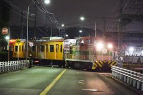 6000系Q-SEAT 総合車両製作所横浜事業所出場