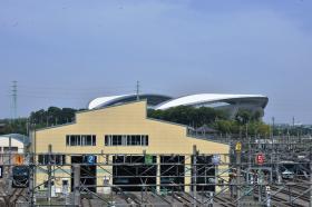3121F埼玉高速鉄道浦和美園へ入線