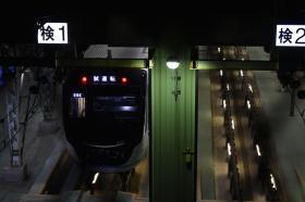 3121F都営三田線深夜試運転