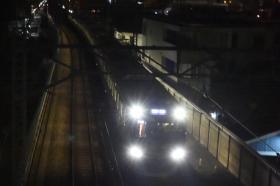 3121F東横線深夜試運転
