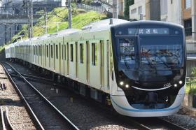 3123F新造性能試運転【2019/08/09分】