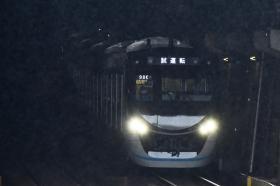 3020系乗務員教習と三田線ATO確認試運転