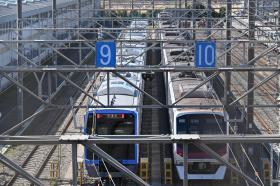都営三田線6500形が東京メトロ新木場CRへ貸出し