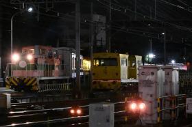 3001F/3011F/3013F 8連化用中間車総合車両製作所横浜事業所出場